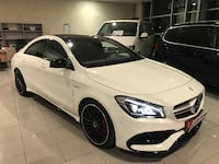 Mercedes Benz CLA45 4matic AMG Alicante