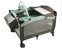 NEW Safety 1st Playard / Playpen & Change Station