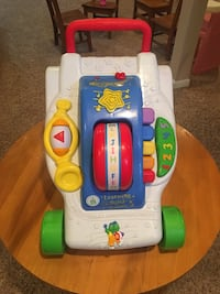 Baby/toddler activity walker. Canton