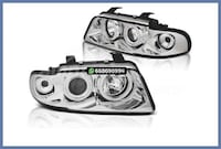 FAROS ANGEL EYES CCFL CROMO A4 B5 94-98 MADRID