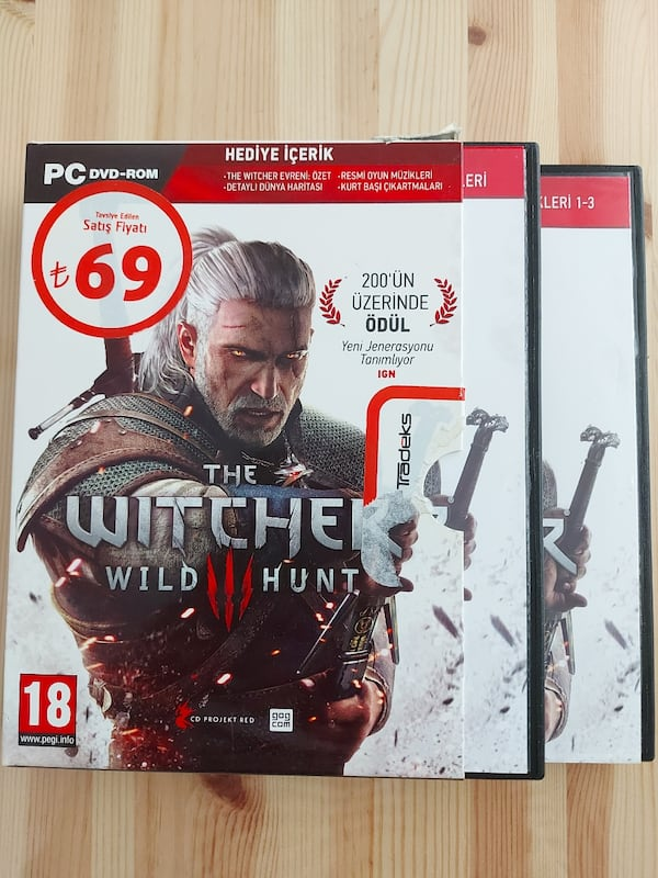 The Witcher 3: Wild Hunt Game of the Year Edition 703cbf84-638f-4188-afc1-024573408200