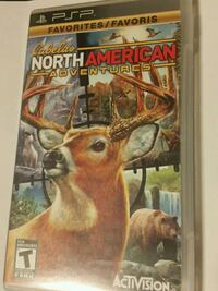 North American Adventures - Song PSP