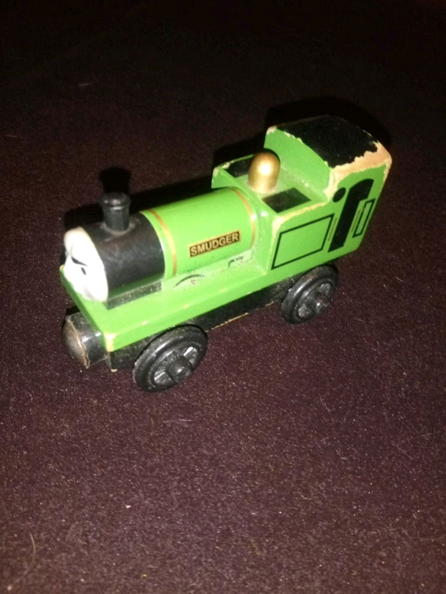 Photo Collector's edition smudger Thomas the train