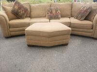 Sectional And Otroman Set- DELIVERY AVAILABLE  College Park