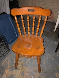two brown wooden windsor chairs Dumfries, 22026