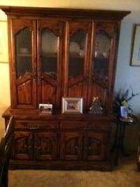 Antique Vintage China Cabinet Rock Hill