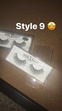 3D Mink eyelashes Capitol Heights, 20743