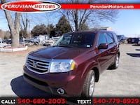 Honda Pilot 2013 Warrenton, 20187
