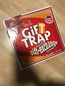 Gift trap game