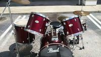 5 Piece Pearl Drums Palm Bay, 32905