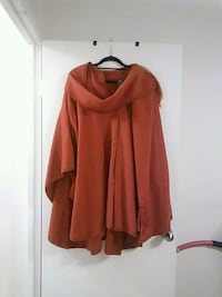 new wool-lama poncho  from Switzerland Toronto, M2R 2A3