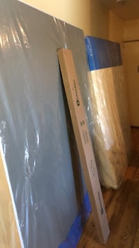Queen size Mattress box spring and frame New York, 11225