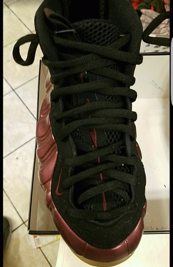 the latest e153d cc4d4 Peanut butter jelly Nike Foamposite,