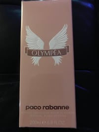 "**BRAND NEW PACO ROBANNE ""OLYMPEA"" SENSUAL BODY LOTION Guelph, N1G 5A9"