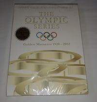 THE OLYMPIC SERIES 1920-2002