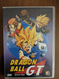Dragonball GT DVD 3