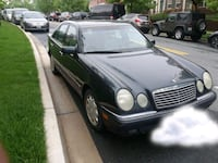 Mercedes - E - 1998 Germantown, 20876