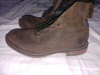 Timberland boots size 11 mens brown Henderson, 89015