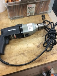 Porter and cable corded drill 7751. Used.  Baltimore, 21205
