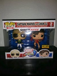 Pop! Games Marvel vs Capcom Exclusive Palmdale, 93552