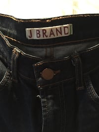 J-Brand - NEW Dark Wash High-Rise Flared Jeans Port Coquitlam, V3C