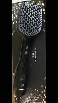 3-in-1 blower brush. Price negotiable