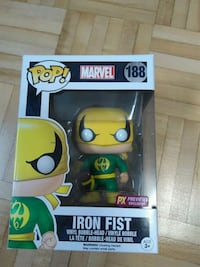 Iron fist funko pop (preview exclusive) #188 Laval, H7V 3J8