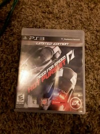 Sony PS3 Need for Speed Hot Pursuit game case South Boardman, 49680