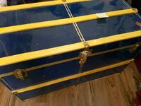 Vintage Union Trunk & Luggage, steamer trunk Airdrie, T4B 0E4