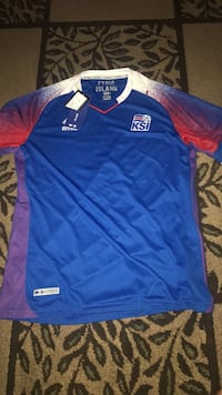 Authentic Iceland Jersey S: Large Oxnard, 93033