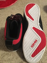 Men's AND1 Basketball Shoes - NEW! 1952 mi