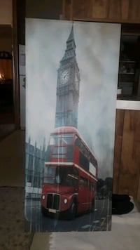 London canvas large picture Palmdale, 93550