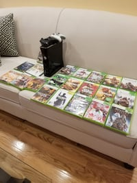 XBOX 360 - (9.5/10) * includes 15+ games!!!!!