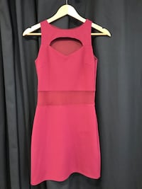 Cutout mesh bodycon dress Guelph, N1E 1Z6