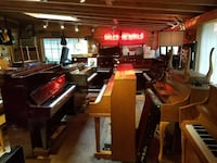 pianos available  Atlanta