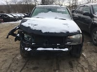 Parting out 2008 Chevrolet Trailblazer 4x2 New Castle, 16101