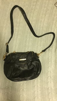 Matt Nat black cross body bag