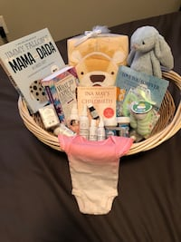 Pregnancy / newborn gift set (valued $280) Edmonton, T6W 2K6