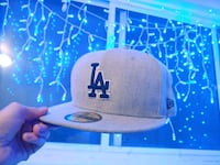 blue and white New York Yankees cap Iona Station, N0L 1P0