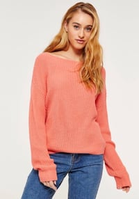 NEW ARDENE Boat Neck Sweater Markham, L3R 0G3