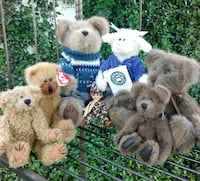 Collection of vintage bears Manchaca, 78652