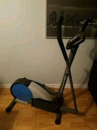 black and gray elliptical trainer Guelph, N1H 2A9