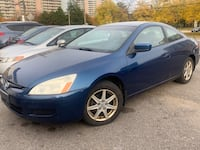 2003 Honda Accord Toronto