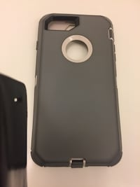 The iPhone 7 Plus cover a good for both side front and back and god protection Oslo, 1284