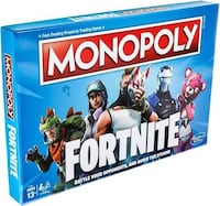 Monopoly fortnite 2252 mi