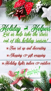 Holiday Help Bluffton