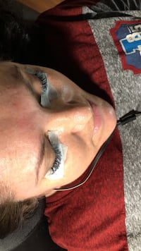 Eyelash extensions 536 km