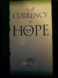 A Currency of Hope book Myersville, 21773