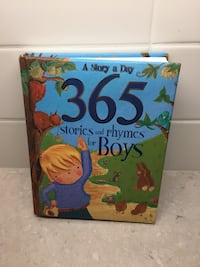 365 stories and rhymes for boys London, N6B