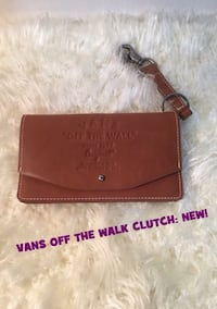 VANS OFF THE WALL Clutch: Never used. PRICE REDUCED! Brampton, L7A